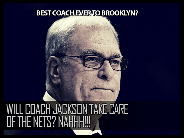 THE BEST COACH OF ALL TIMES TO THE NETS?